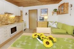 Küche, Wohn- & Esszimmer