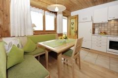 Küche, Wohn & Esszimmer